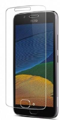 Mudshi Tempered Glass Guard for Motorola Moto G5 Plus(Pack of 1)