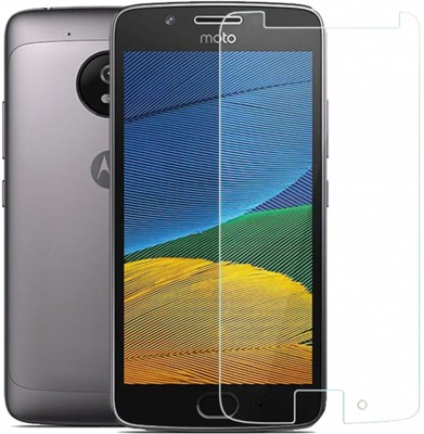 TRUSTA Impossible Screen Guard for Motorola Moto C Plus(Pack of 1)