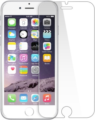 Bastex Tempered Glass Guard for Apple iPhone 6(Pack of 1)
