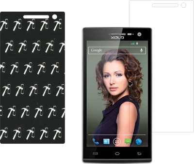 IndiForce Screen Guard for Xolo Q1010i(Pack of 1)