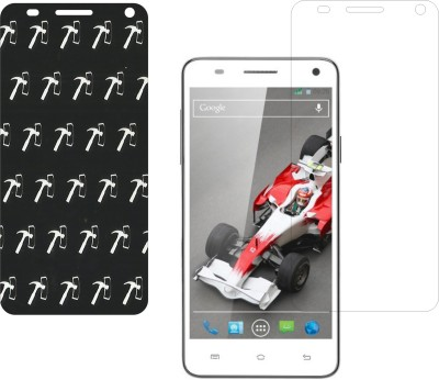 King Screen Guard for Matte Screen Guard XOLO Q3000(Pack of 1)
