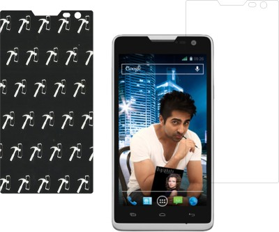 IndiForce Screen Guard for Xolo Q1000 Opus 2(Pack of 1)