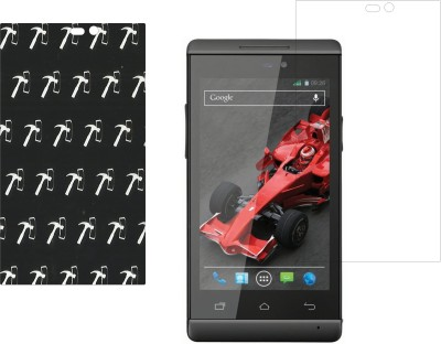 IndiForce Screen Guard for Xolo A500s(Pack of 1)