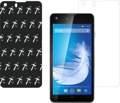 IndiForce Screen Guard for Xolo Q900s(Pack of 1)