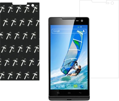 IndiForce Screen Guard for Xolo Q1100(Pack of 1)