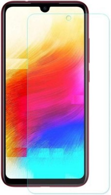 CHAMBU Tempered Glass Guard for ZTE Nubia M2 Lite(Pack of 1)