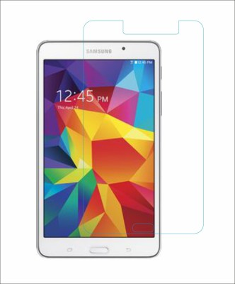 CHAMBU Tempered Glass Guard for HCL ME Connect V3 Tab (WiFi+8GB)(Pack of 1)
