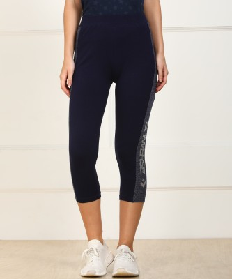 Converse Women Dark Blue Capri at flipkart