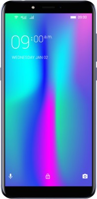 Lava Z62 (Midnight Blue, 16 GB)(2 GB RAM)