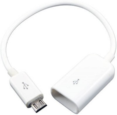 Saikara Collection Micro USB OTG Adapter(Pack of 1)
