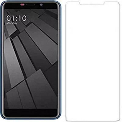 CHAMBU Tempered Glass Guard for MICROMAX BLING 2(Pack of 1)