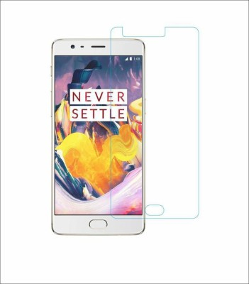 CHAMBU Impossible Screen Guard for OnePlus 3(Pack of 1)