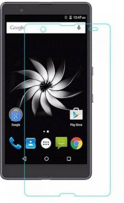 CHAMBU Tempered Glass Guard for Micromax Bolt A47(Pack of 1)