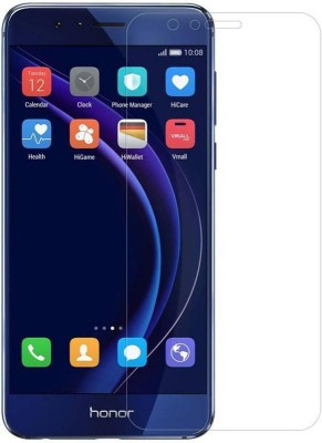 CHAMBU Tempered Glass Guard for Karbonn Smart A111(Pack of 1)