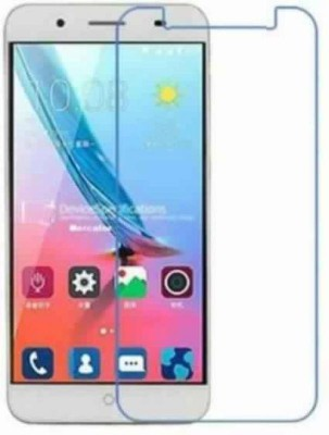 CHAMBU Tempered Glass Guard for Micromax Canvas L A108(Pack of 1)