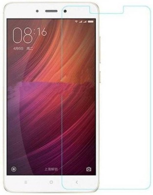 CHAMBU Tempered Glass Guard for KARBONN SMART A51(Pack of 1)