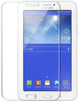 S-Softline Tempered Glass Guard for Samsung Galaxy Tab 3 T211(Pack of 1)