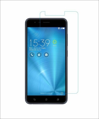 CHAMBU Tempered Glass Guard for Micromax A72 Canvas Viva(Pack of 1)