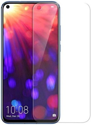 CHAMBU Tempered Glass Guard for INTEX AQUA V4(Pack of 1)