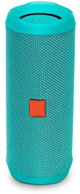 FM Creations Portable Bluetooth Speaker  Green, Stereo Channel  Speaker Mod Compatible only with Mobile, Laptop, Tablet