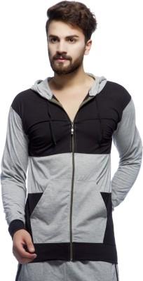 Demokrazy V-neck Solid Men Pullover