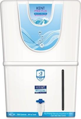 LG WW1120EP 8 L RO + UV + UF Water Purifier White