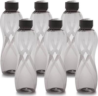 Florence9 Aqua Safe 1000 ml Bottle(Pack of 2, Red, Green)