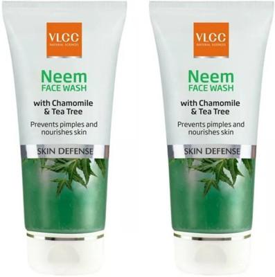 VLCC Original Neem Chamomile & Tea Tree Face Wash