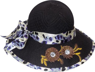 WIZME fedora hats(Multicolor, Pack of 1)