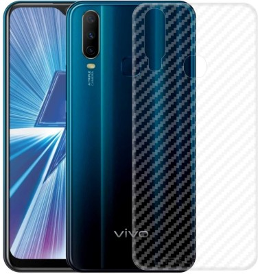 Case Creation Back Screen Guard for Vivo Y17(Pack of 1)