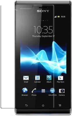 BLATE Tempered Glass Guard for SONY XPERIA J(Pack of 1)