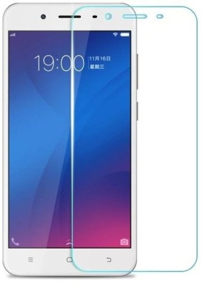Mobi Square Tempered Glass Guard for Gionee Pioneer P4S(Pack of 1)