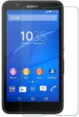 TRUSTA Impossible Screen Guard for Sony Xperia E(Pack of 1)