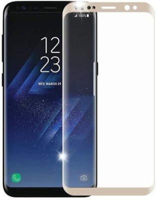 Novo Style Tempered Glass Guard for Samsung Galaxy S8 Round Edge(Pack of 1)