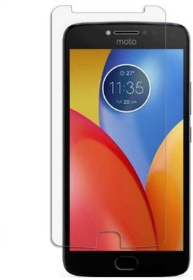CHAMBU Tempered Glass Guard for Lava Iris N400(Pack of 1)