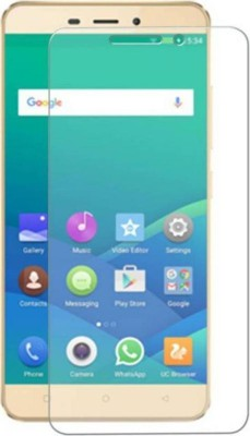 CHAMBU Tempered Glass Guard for Reliance Lenovo A600e(Pack of 1)