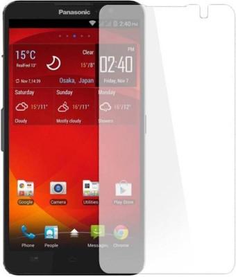 CHAMBU Edge To Edge Tempered Glass for Panasonic Eluga I4(Pack of 1)