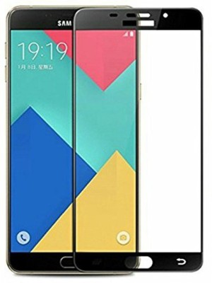 NaturalBuy Tempered Glass Guard for Samsung Galaxy A9 Pro Pack of 1 NaturalBuy Screen Guards