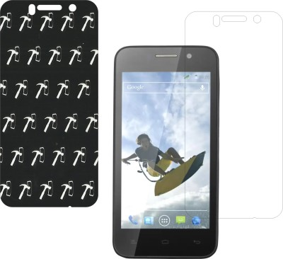 CHAMBU Edge To Edge Tempered Glass for Xolo Q800 X-Edition(Pack of 3)