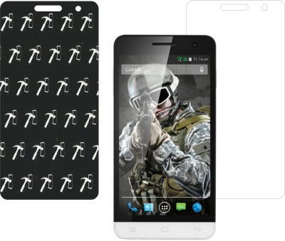 IndiForce Screen Guard for Xolo Play 8x(Pack of 1)