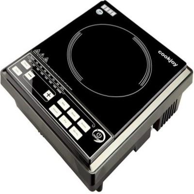 Usha C 2102 P INDUCTION COOKTOP (BLACK, PUSH BUTTON) Induction Cooktop(Black, Touch Panel) at flipkart