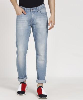 Tommy Hilfiger Slim Men Blue Jeans