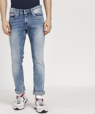 Tommy Hilfiger Slim Men Blue Jeans at flipkart