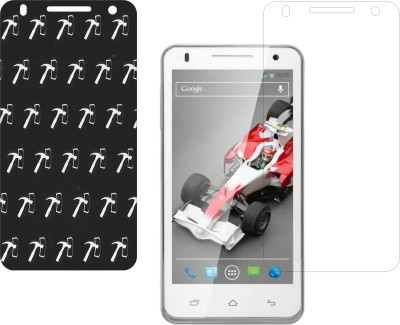 IndiForce Screen Guard for Xolo Q900(Pack of 1)