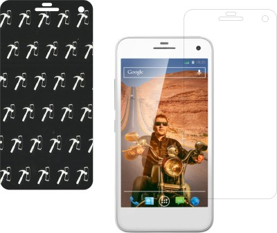 IndiForce Screen Guard for XOLO Q1000S PLUS(Pack of 1)