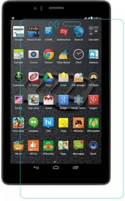 CHAMBU Tempered Glass Guard for HCL ME X1 Tab(Pack of 1)