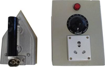 Seema LEIBP12P1000CB 850 W Dry Iron(ALUMINIUM GREY)