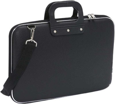 sallow 15.6 inch Laptop Messenger Bag Black sallow Laptop Bags