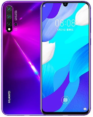 BLACK GORILLA Tempered Glass Guard for Huawei Nova 5 Pro(Pack of 1)