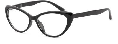 Royal Son Cat-eye Sunglasses(Black, Multicolor)